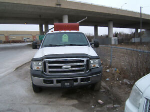 2006 Ford F-550 no Coupe (2 door)