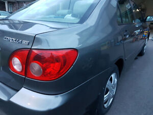 2007 corolla**Please contact with best offer.