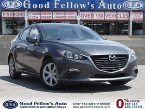 2015 Mazda MAZDA3 Special Price Offer For GX MODEL, SKYACTIVE