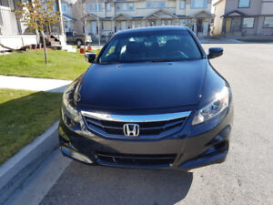 Reliable Honda Accord exl tip of the line.