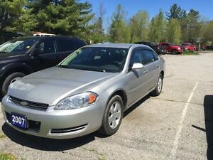 07 IMPALA CERT TAXS WARRANTY ALL INCL IN PRICE 4746.00