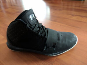 Under Armour Basketball Shoes (Black)