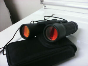 TASCO 10X25 COMPACT BINOCULAR & Bushnell 4x20! $30/all