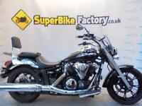 2011 11 YAMAHA XVS950 MIDNIGHT STAR
