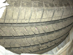BRIDGESTONE ecopia 235/60 R18. IN very good condition>