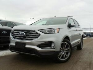 2019 Ford Edge TITANIUM 2.0L I4 ECO AWD  300A