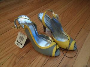 George High Heel Shoes