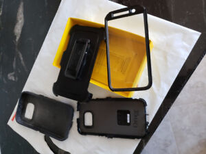 Complete Otter Box set for Samsung Galaxy S6