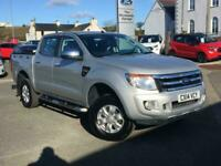 2014 Ford Ranger Pick-up Diesel Manual