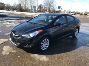 2013 Hyundai Elantra GL! Brand new Engine! Heated Seats!