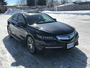 2015 Acura TLX Tech w/ RARE A-Spec Package