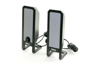 Dell A225 USB Powered Computer Speakers