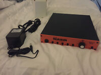 Warm audio WA12 preamp  excellent API 312 clone  *Mint