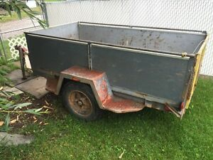 Cargo Utility trailer for sale