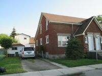 St. Thomas two bedroom  semi-detached house for rent