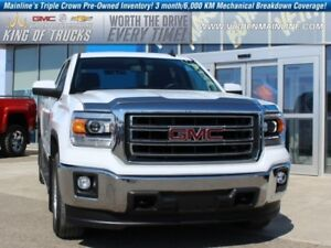 2015 GMC Sierra 1500 SLE | Immaculate | Trailer Equip | HTD Seat