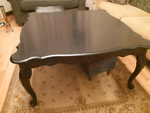 Large Wooden Coffee Table - $50 OBO