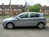 2007 Vauxhall Astra 1.4i 16v Club 5Dr 57 REG Petrol Blue