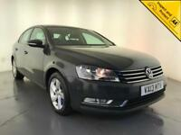 2013 VOLKSWAGEN PASSAT S BLUEMOTION TECH TDI DIESEL SALOON £30 ROAD TAX