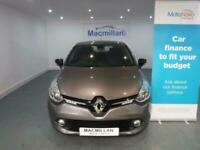 2014 Renault Clio DYNAMIQUE S MEDIANAV ENERGY TCE SS Hatchback Petrol Manual