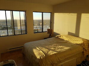 Connected to Metro Longueuil, All inclusive, Furnished, Pool