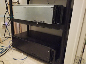 Rosewill RSV-L4000 4U Rackmount Server Case (supporte 8 gpu)