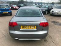 Audi A4 2.0TDI S Line ~ 2005/55 ~ ONLY 134K ~ YEARS MOT ~ BARGAIN