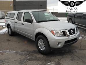2017 NISSAN FRONTIER SV CREW CAB 4X4 PRICED TO SELL!!