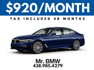 2018 530xi BRAND NEW - $920/Month - TAX IN - $0 Down - 48 Months
