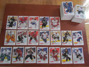 2008-09 Upper Deck Victory SET de Base 200 Cartes Hockey