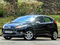 2013 Ford Fiesta 1.4 TDCi DPF Titanium 5dr Hatchback Diesel Manual