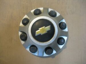 Chevrolet HD 8 bolt wheel centers