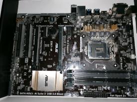 ASUS Z97-P motherboard