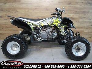 2012 Yamaha YFZ450 35.12$/SEMAINE