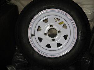 NEW Carlisle tire and rim 5.30-12in