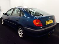 **LOW MILEAGE+AUTO** TOYOTA AVENSIS 1.8 GS +F*TOYOTA*SH 20 STAMP + 1OWNRFROMNEW + SUNROOF/AC +CLEAN!