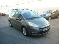 2008 Citroen Grand C4 Picasso 1.6HDi 16v EGS Exclusive 7 seater Finance Availabl