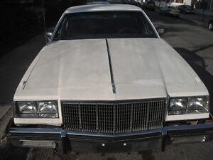1981 Buick park avenue   152,000 kilo  original