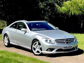 2007/07 MERCEDES-BENZ CL 500 CL500 5.5 AMG STYLING 59K MILES MBFSH 1 OWNER . .