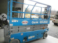 scissorlift reduced price
