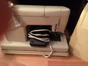 Sears sewing machine