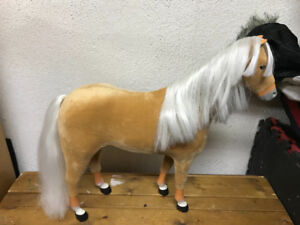 American girl horse and outfit