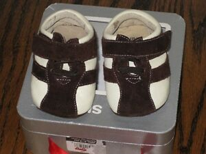 Smaller by See Kai Run boys shoes in size 6-9 months
