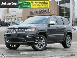 2018 Jeep Grand Cherokee Overland 4x4  - Leather Seats - $171.00
