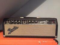 1966 Fender Bassman Amp