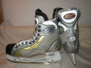 Men's/Senior Skates Size 10 (Easton Z-Air Comp)