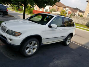 Private Sale BMW X5 Model 2005