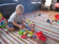 Childcare Available in Barnhartvale