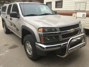 2005 Chevrolet Colorado CrewCab 4x4