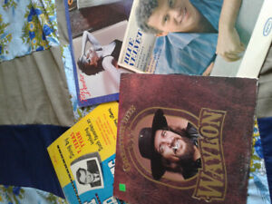 Vinyl records for sale, good variety